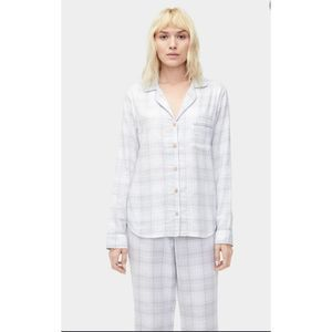 UGG WOMEN'S RAVEN PAJAMA PANT AND SHIRT SET